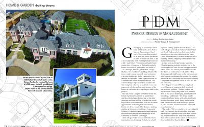 South Mississippi Living: Parker Design and Management
